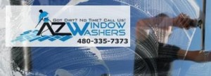 Arizona window washers for Sun City and Surprise City